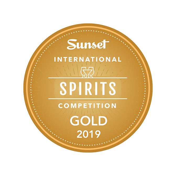 Sunset Spirit Award Gold